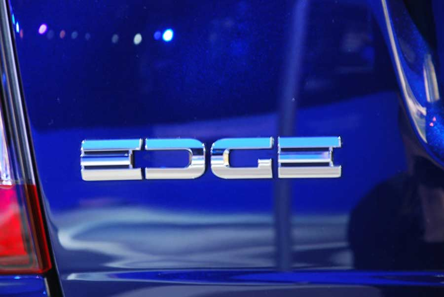 Ford-Edge-Logo-Design