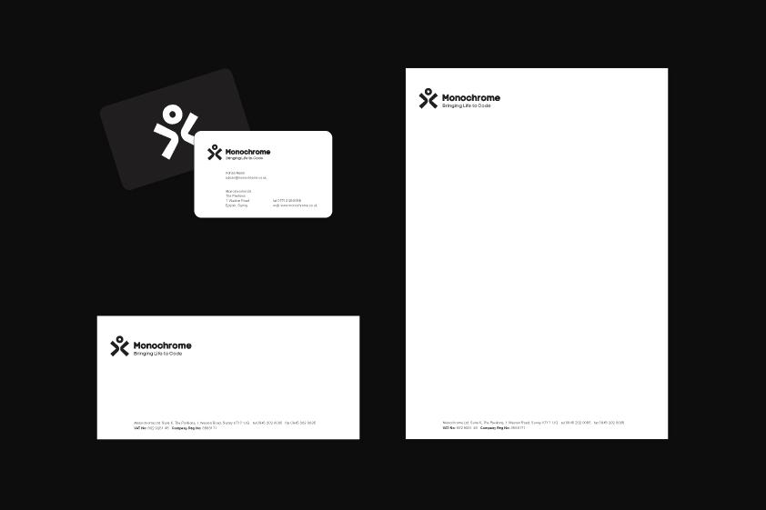 monochrome-identity
