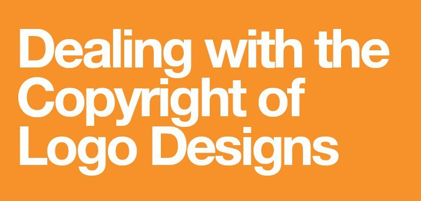 dealing with copyright of logo designs