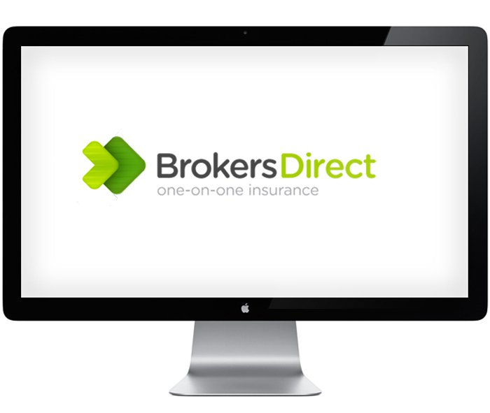 BrokersDIrect Logo Design