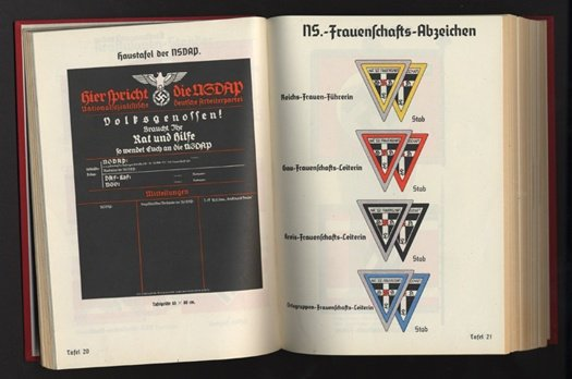 The Nazi Identity Graphics Standards Manual 1