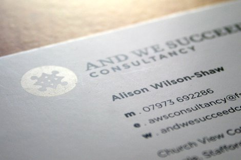 AWS Consultancy Logo Design Case Study Designed by The Logo Smith