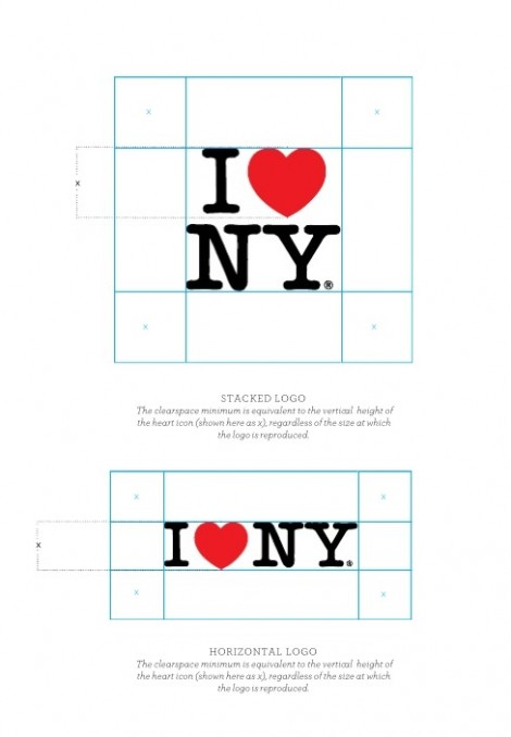 I Love New York Logo Design