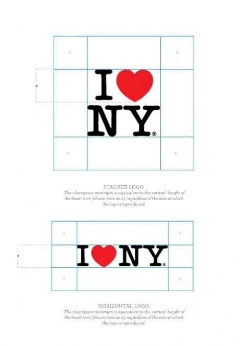 I Love New York Logo Design