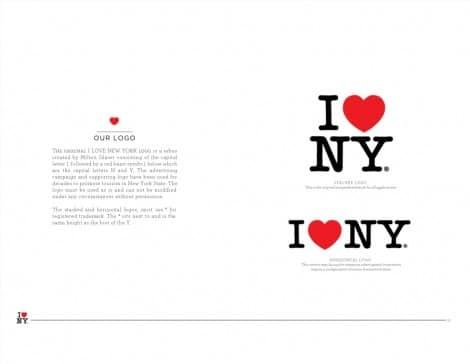 I love new york logo design and brand identity guidelines altavistaventures Image collections