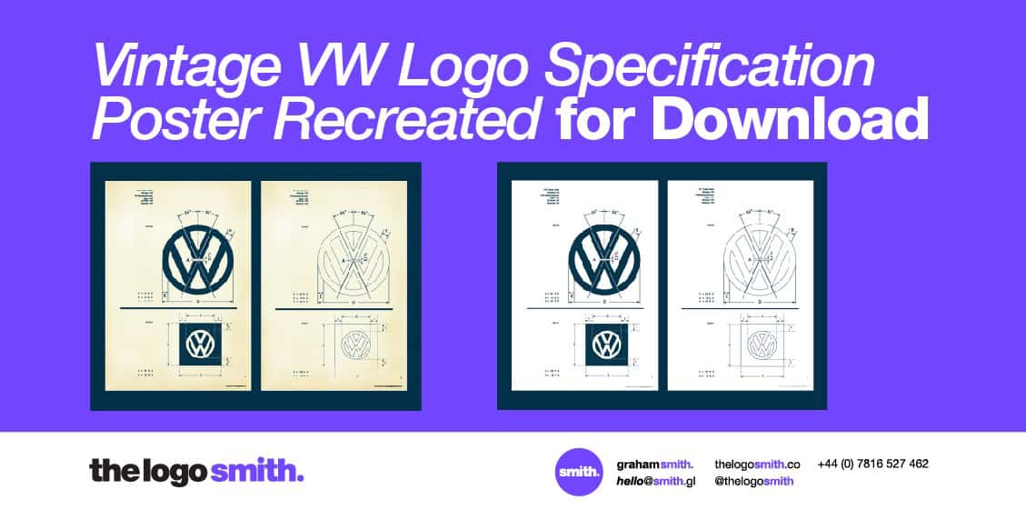 Vintage-VW-Logo-Specification-Poster-Recreated-5