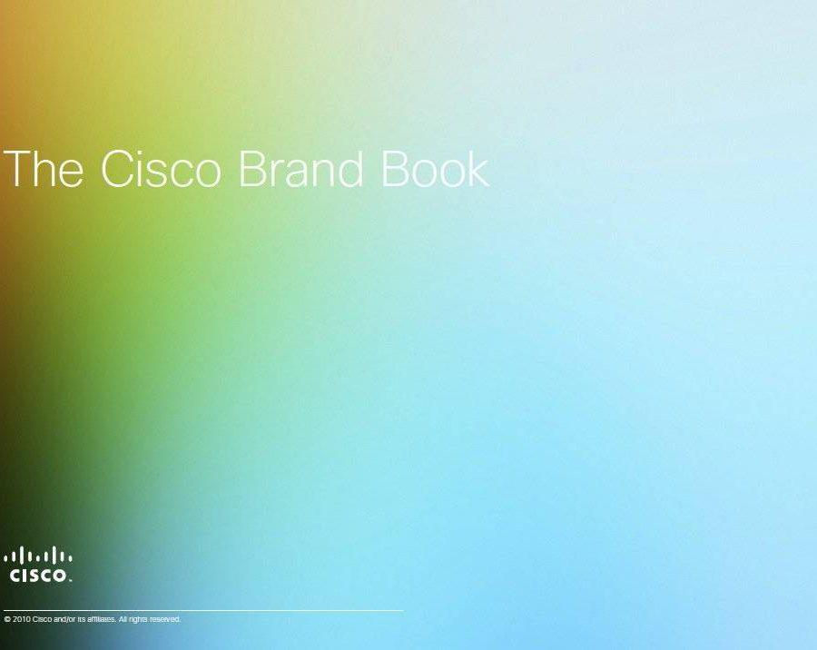 cisco brand book 1