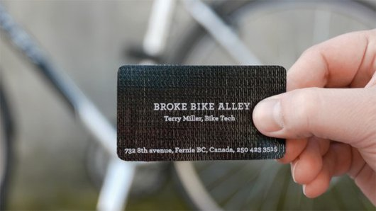 The Broke Bike Alley