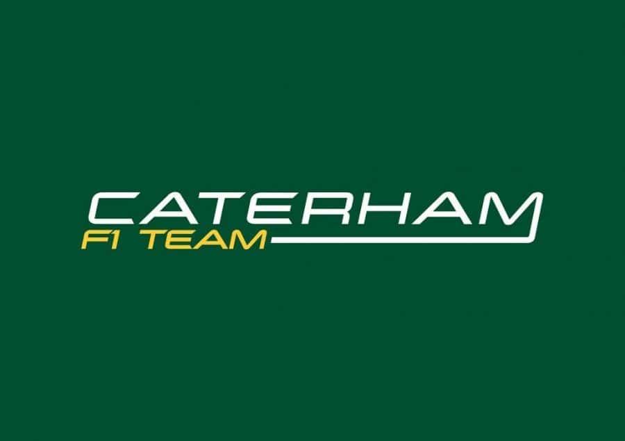 caterham 2012 f1 team logo designs announced