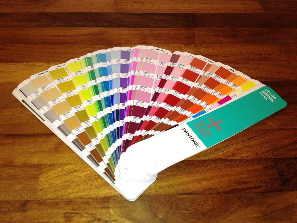 Pantone Color Bridge Book