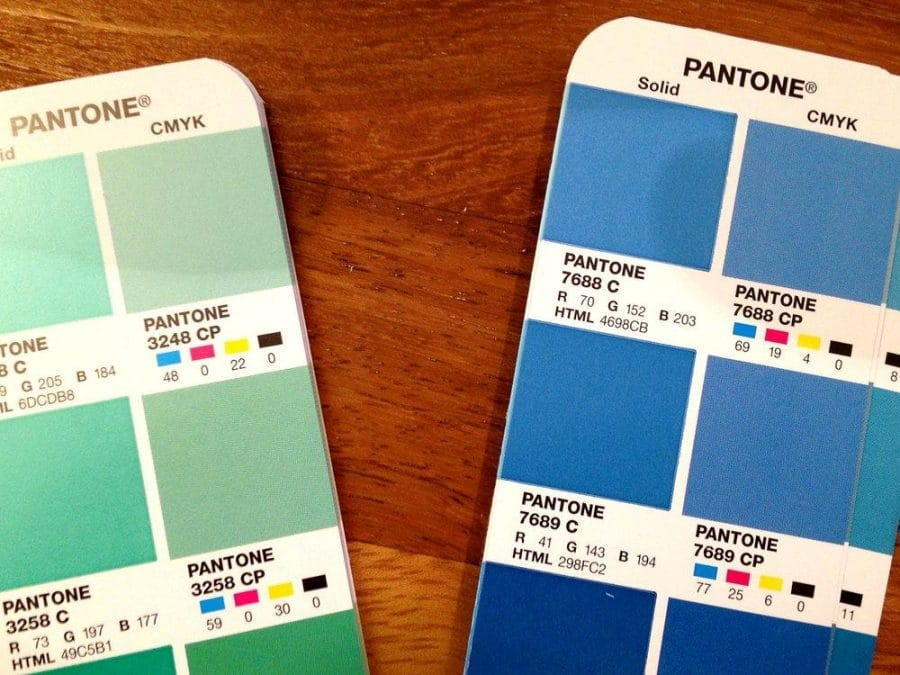 A Question of Colour and the Pantone Color Bridge AQFG