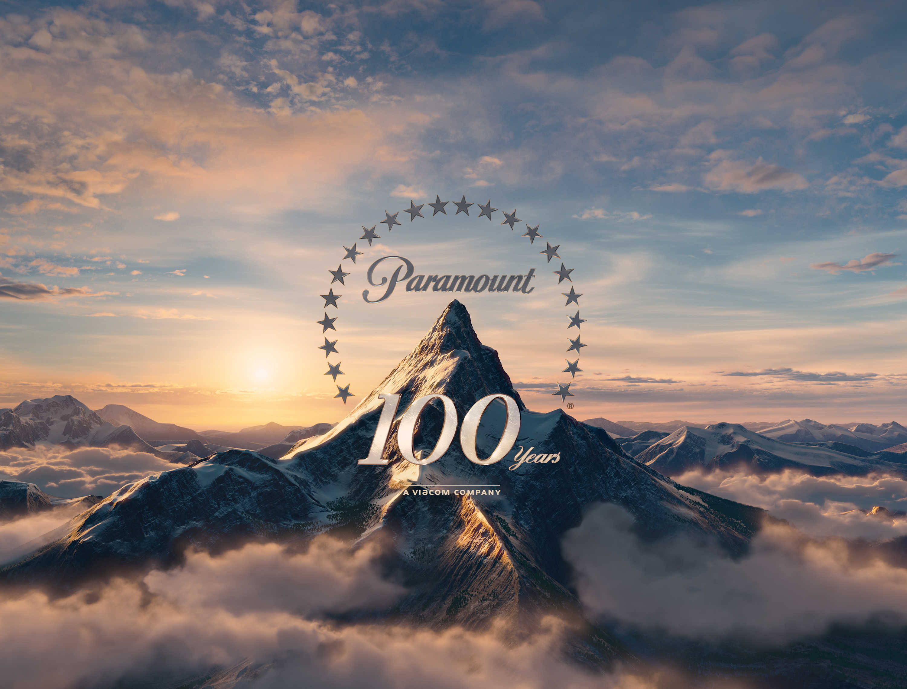 Home Design Companies Los Angeles Paramount Pictures Celebrates 100 Years With A New Logo