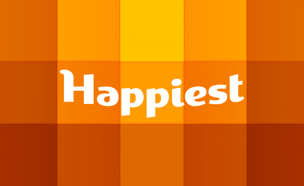 Happiest Happy Logo Designed by The Logo Smith