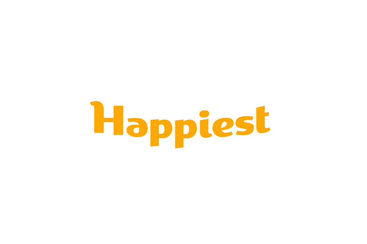 Happiest-logo-designed-by-Graham-Smith