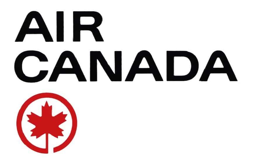 Vintage Air Canada Logo