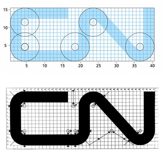 CN Logo Designed by Allan Fleming & CN Visual Identity Guidelines & History