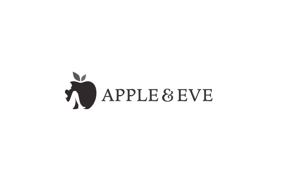 Apple-&-Eve-logo-designed-by-Graham-Smith