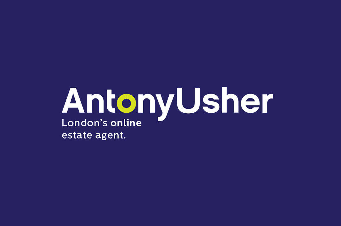Estate-Agent-Logo-Design-For-Antony-Usher