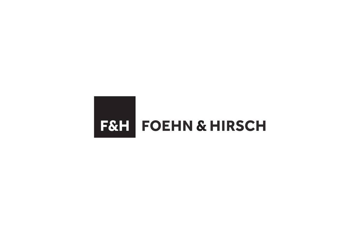 Foehn-&-Hirsche-logo-designed-by-Graham-Smith-SMall