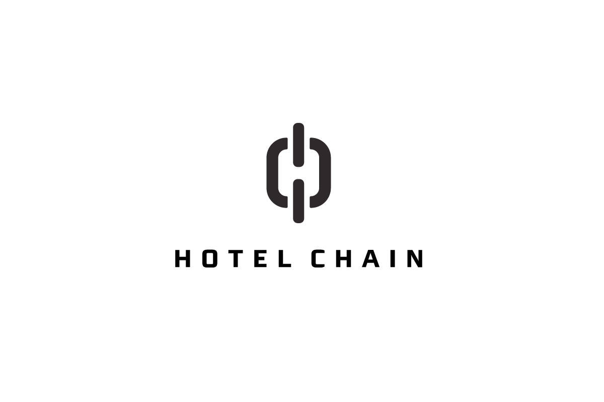Hotel-Chain-logo-designed-by-Graham-Smith