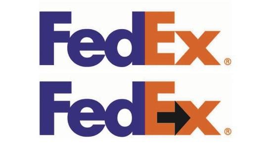 The Arabic FedEx Logo