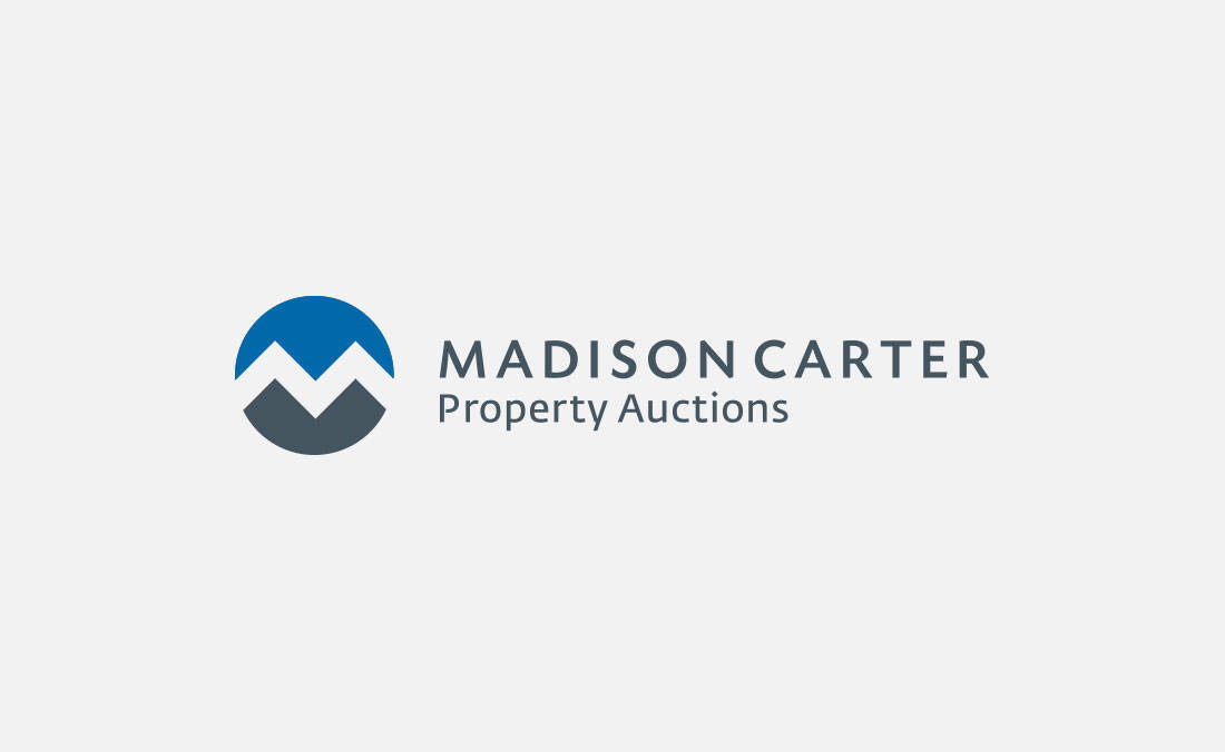 Madison-Carter-Propery-Auction-Logo-Design-by-The-Logo-Smith