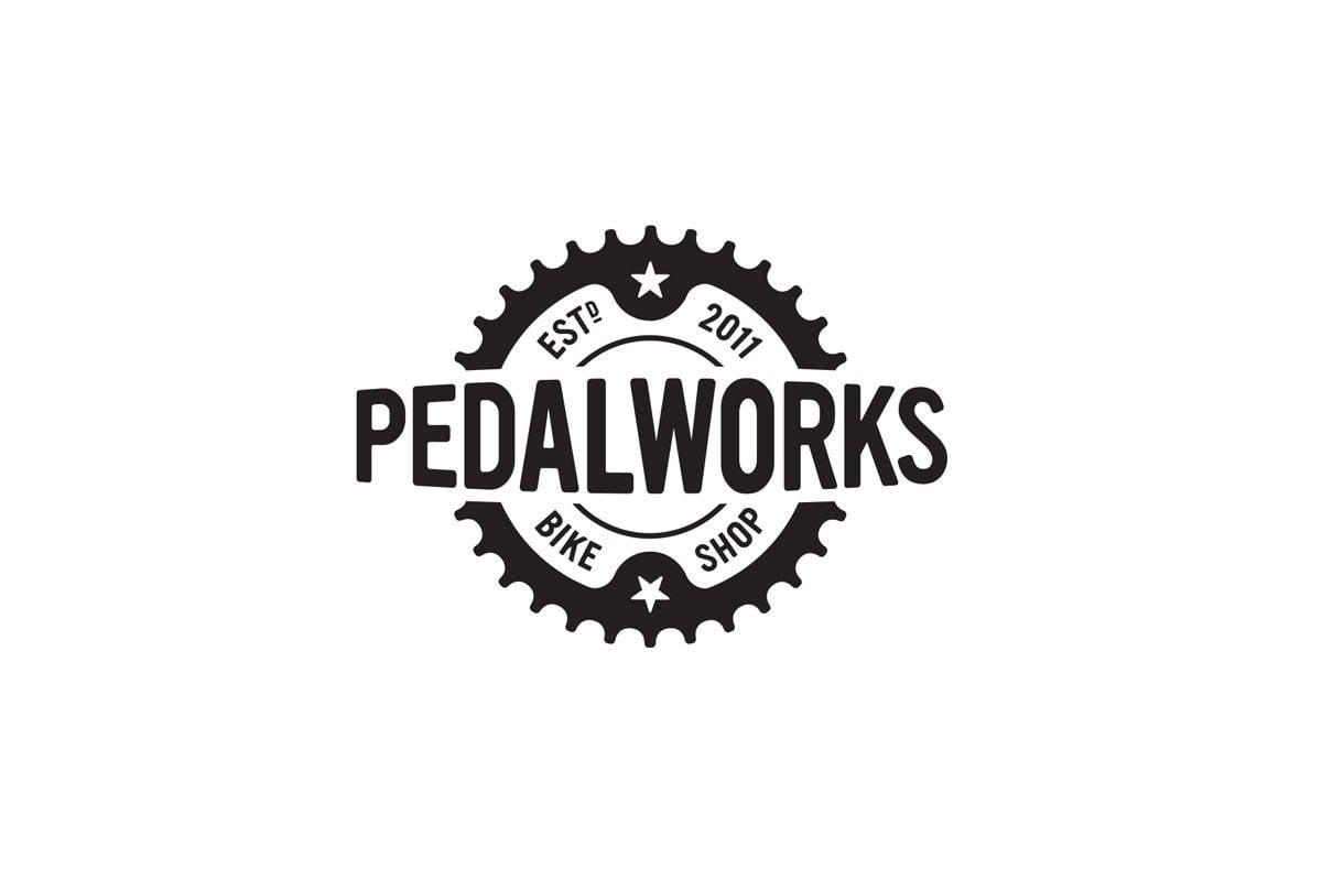 PedalWorks Modern Vintage logo-designed-by-Graham-Smith
