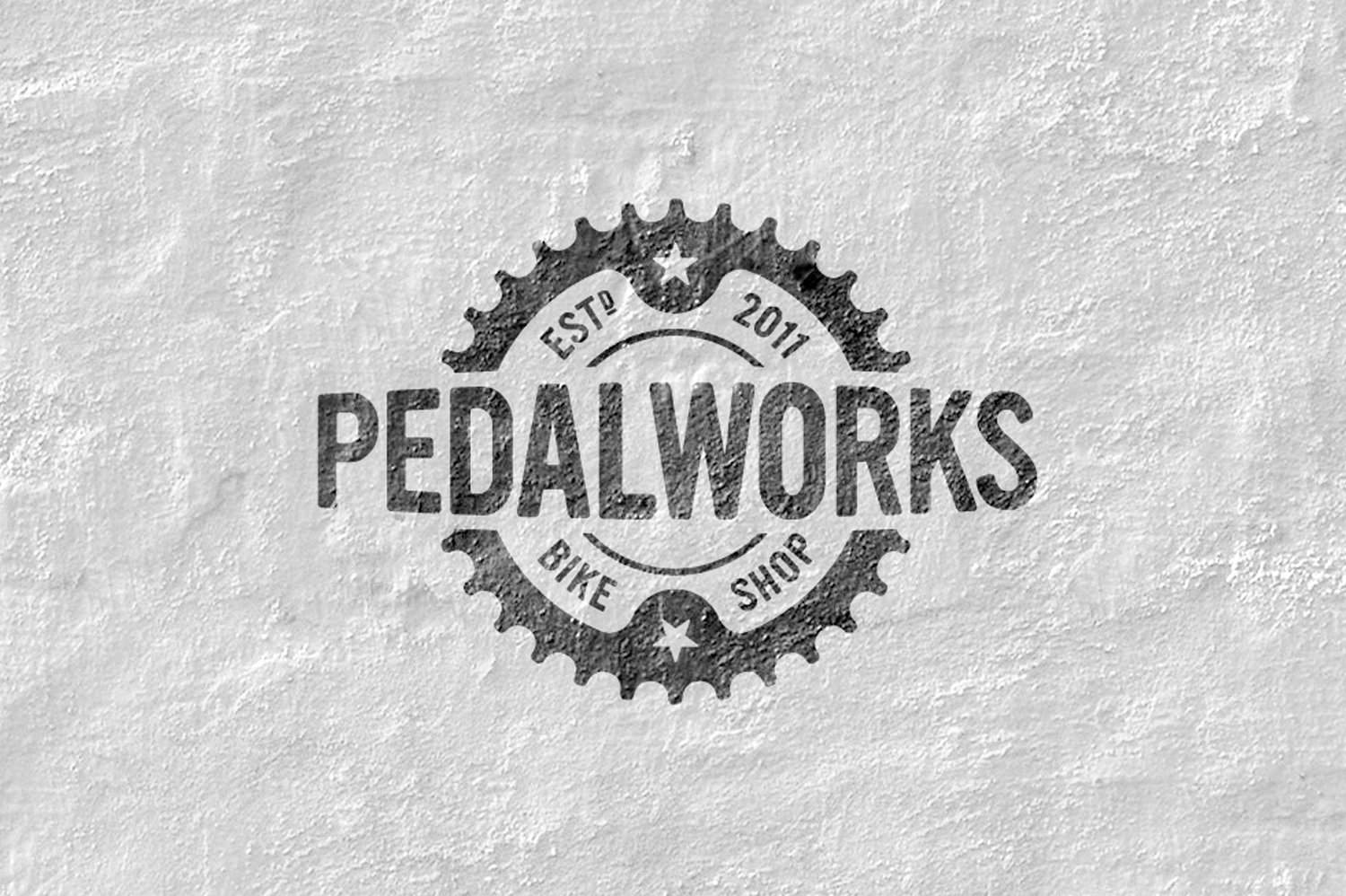 Pedalworks logo by imjustcreative