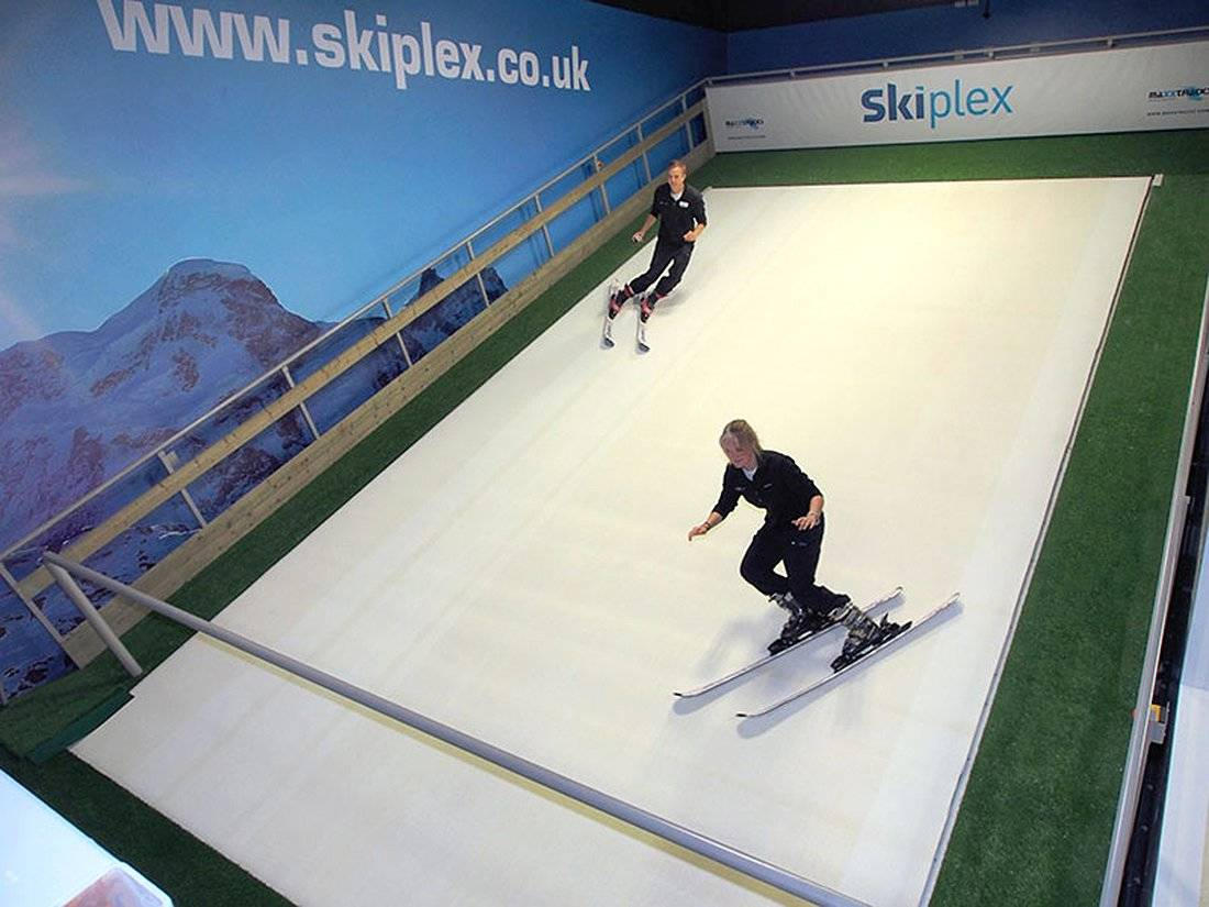 Skiplex logo designed by The Logo Smith
