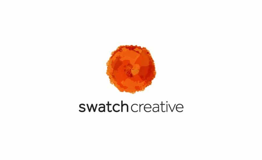 Swatch Creative Logo Designed by Freelance Logo Designer The Logo Smith