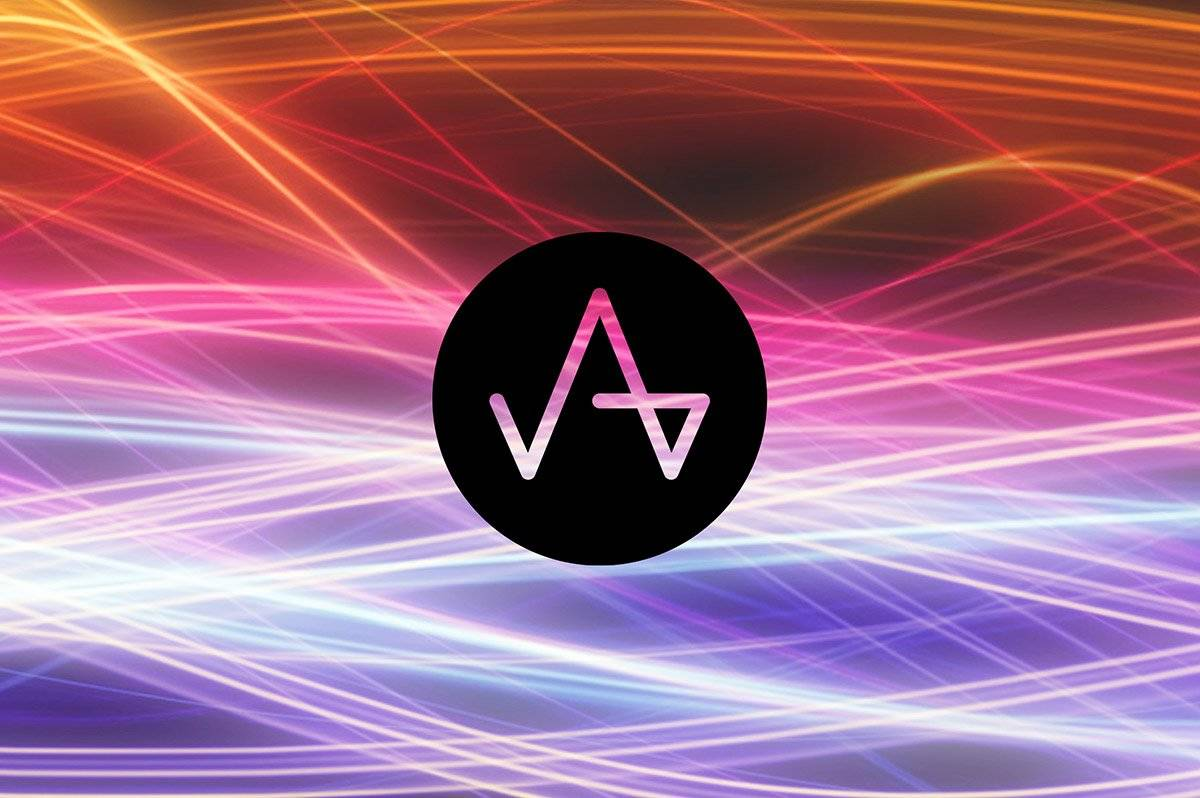 waveform acoustics logo design