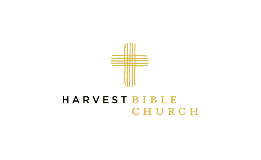 Harvest Bible Church Logo Redesigned by Freelance Logo Designer The Logo Smith.