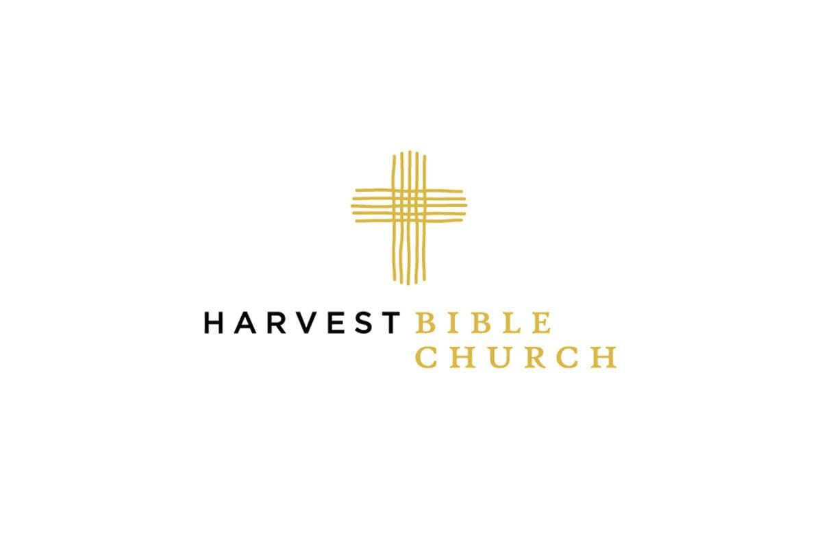Harvest Bible Church Logo Design