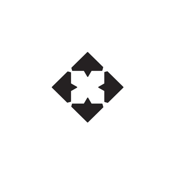 X-way Monomark designed by Graham Logo Smith
