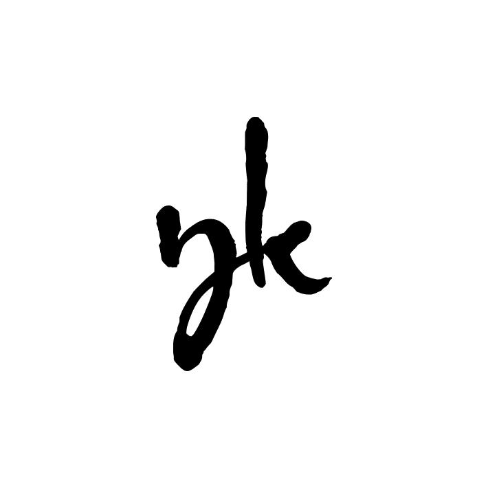 Yasmin K Monomark designed by Graham Logo Smith