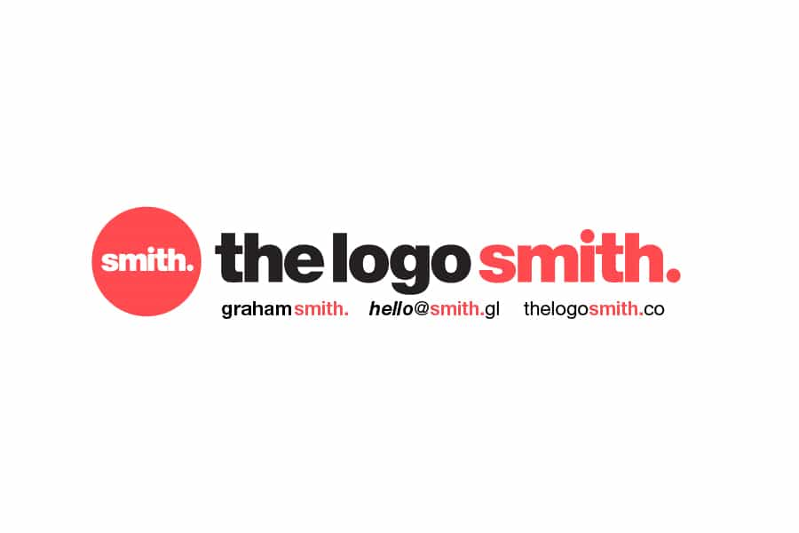 The Logo Smith Business Brand Logo