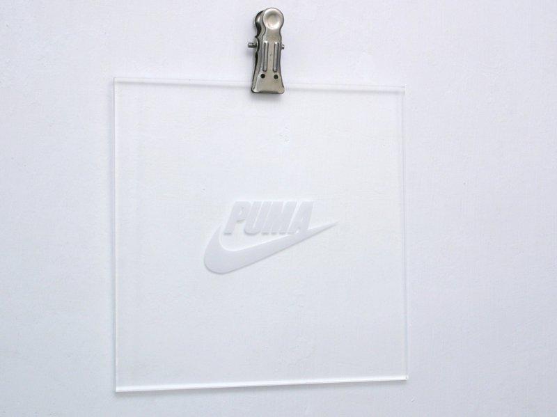 Nike and Puma Mesh-Up