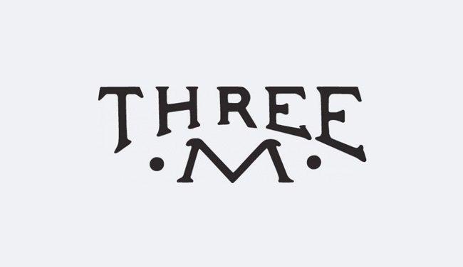 Evolution of the 3M Logo Design - 1926 I