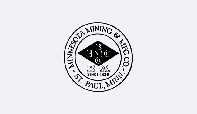 Evolution of the 3M Logo Design - 1938