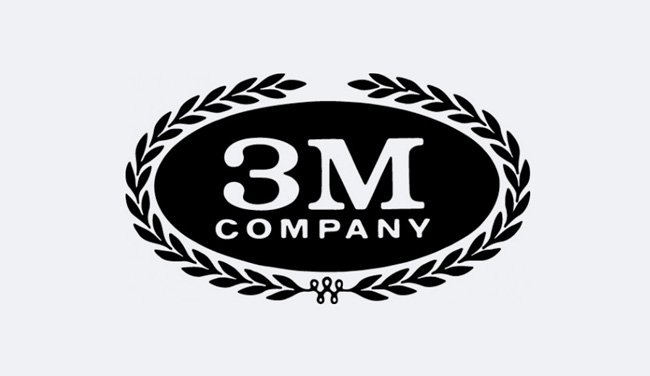 Evolution 3M Logo 1960 I