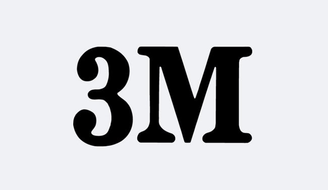 Evolution 3M Logo 1960 II
