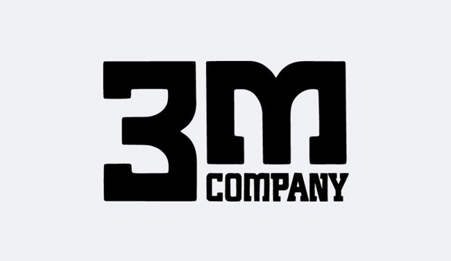 Evolution 3M Logo 1961 I