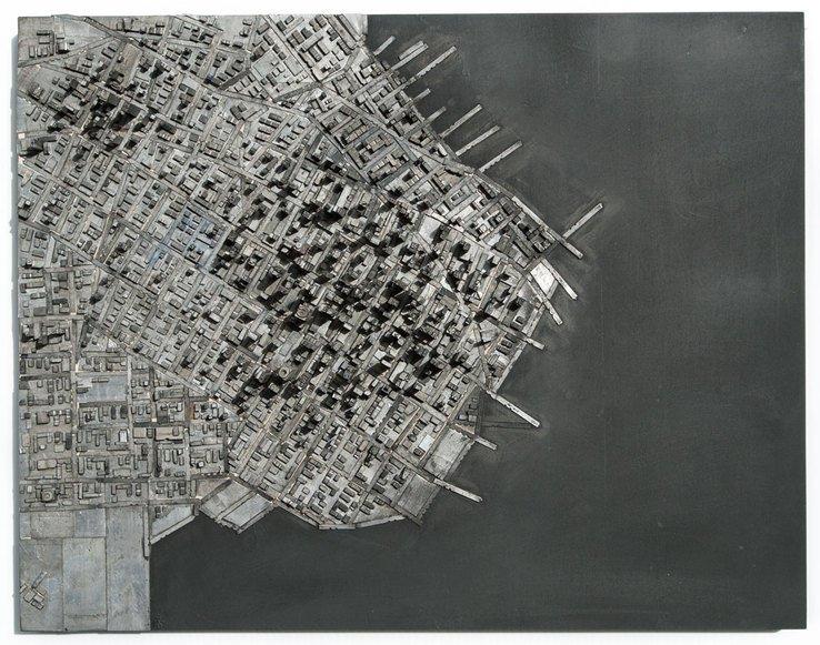 Hong Seon Jang Type City by David B Smith