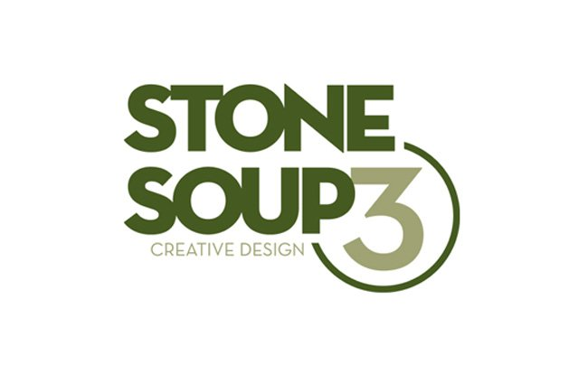 Stone Soup3 logo design
