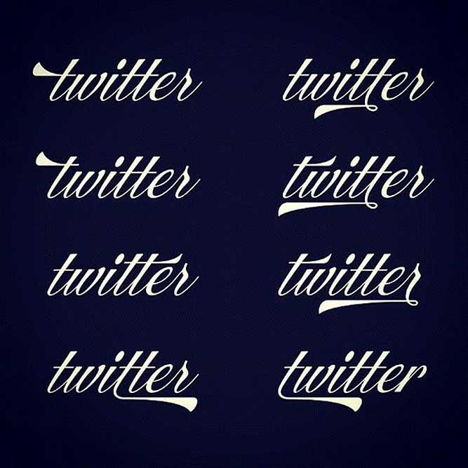 Alternate Twitter Logo