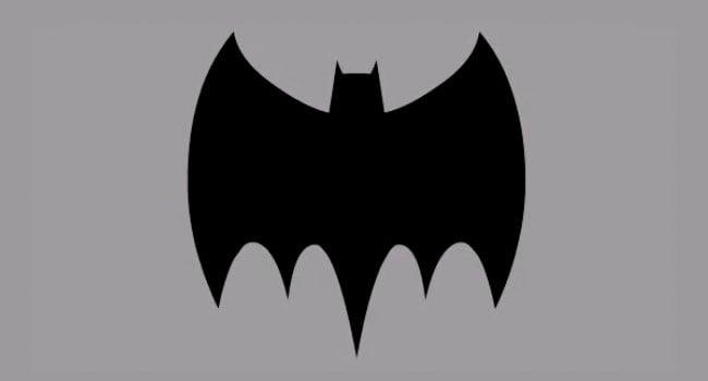 Batman Cover Image Logo. DC Comics, 1965.