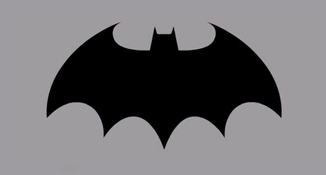 The New Adventures of Bat Man Logo, Filmation, 1977.