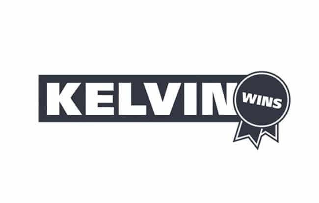 Kelvinwins Logo Design