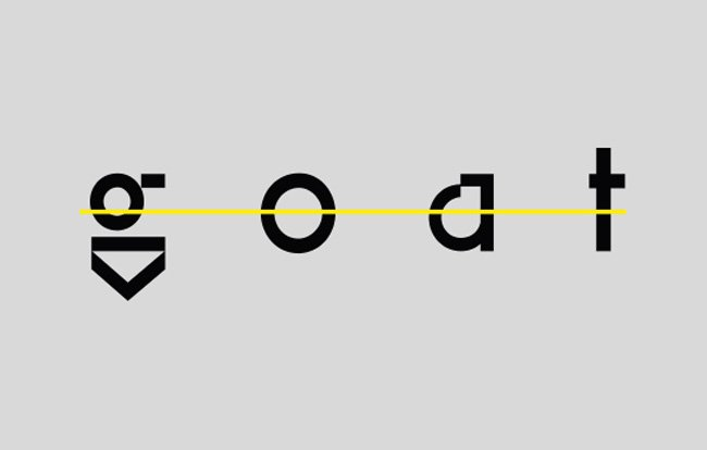 We Are Goat Logo Design