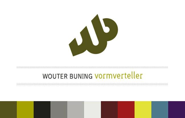 Wouter Buning Logo Design